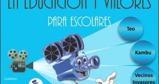 'Jornadas de Cine en Educación y Valores', en Estepona