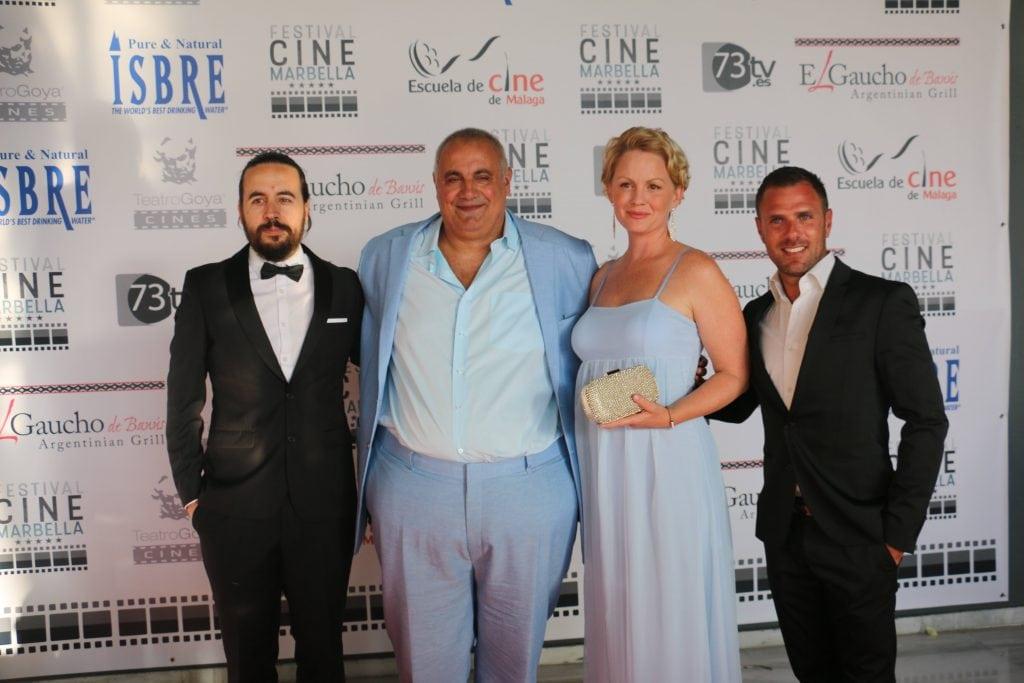 Inicia su andadura el festival de cine de marbella - Cine goya puerto banus ...