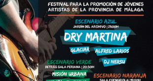 PROBANDFEST en La Térmica, potenciar las bandas malagueña