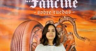 Lina Chaara, ganadora de la primera edición de #FenCrimen