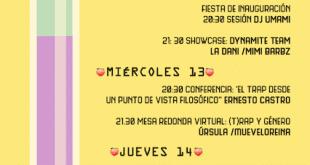 Festival 'Laboratwerk',  dancehall, trap y twerk en la UMA