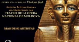 Estepona presentará 'Aida' con el Teatro de la ópera de Moldova