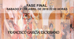 Final del XXXVIII Concurso de Cante Flamenco 'Mirando la Torre'