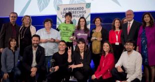 Gala 'reivindicativa' de Afirmando los derechos de la mujer