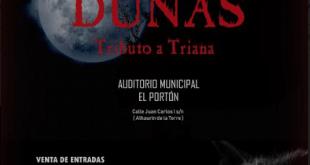 Éxito de taquilla para el homenaje a Triana en El Portón