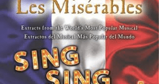 El Coro Internacional 'Love to sing' interpretará 'Les Misérables'
