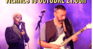 The Lito Blues Band en el Centro Padre Manuel de Estepona