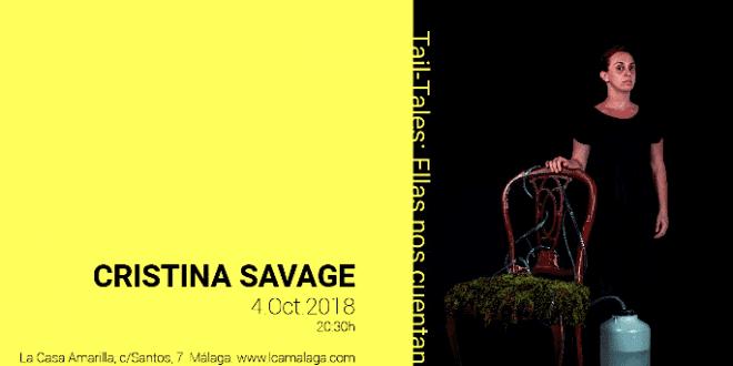 Cristina Savage