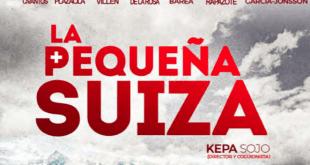 Kepa Sojo inicia el rodaje de su segunda cinta, 'La pequeña Suiza'