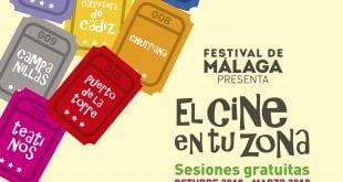 'El cine en tu zona', cinefórum para los distritos malagueños