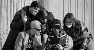 Svuco presenta en Málaga su disco 'El Gran Mito de SanSaru'