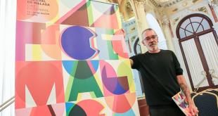 El cartel de Antoni Pontí Ibars, ganador del 22 Festival de Málaga