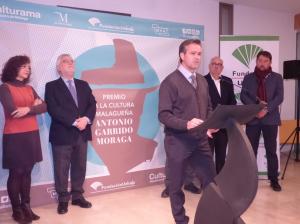 Premio Cultura Malagueña