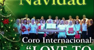 Coro Internacional 'Love to sing'