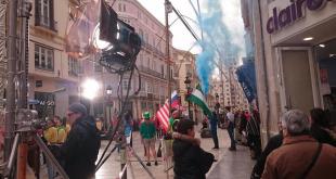 Los rodajes dejan en Málaga casi trece millones de euros