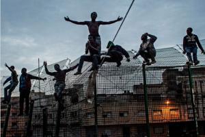 Fotografía Refugiados Cártama