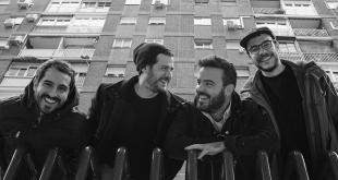 'Zelada' presenta su nuevo y cuarto trabajo, 'Mil Ventanas'