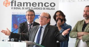 La VI Bienal de Arte Flamenco de Málaga, marcada por la juventud