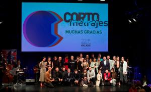 Palmarés Cortos Festival