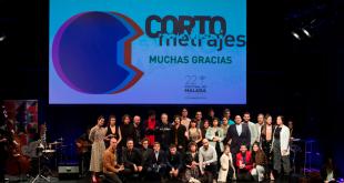 Palmarés de la Sección Oficial de Cortometrajes del Festival