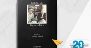 Poesía Política Neruda MVA