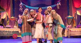 'Aladín, un musical genial' de Trencadís Produccions, en Estepona