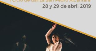 El I Ciclo 'San Pedro en Danza' contará con cuatro espectáculos