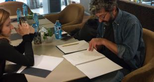 Un total de once realizadores se reúnen con Cobos y Rodríguez
