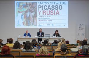 Picasso Rusia