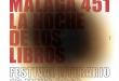 Málaga 451 Noche de los Libros