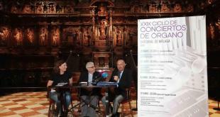 XXIX Ciclo de Conciertos de Órgano Catedral de Málaga