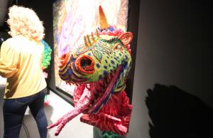Exposición residencias artísticas La Térmica, Oxigenarte