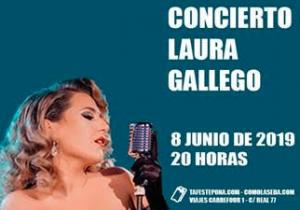 Laura Gallego copla Estepona, Oxigenarte