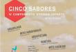 Campamento Cinco Sabores La Térmica, Oxigenarte