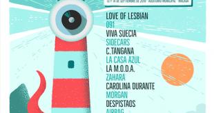 El cartel de Oh, See! Fest 2019 contará con dieciséis bandas
