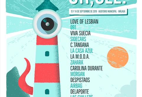 Cartel Oh, See! Fest 2019, Oxigenarte