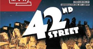 El Cineclub del 27 proyecta la mítica cinta 'La Calle 42' en el MVA