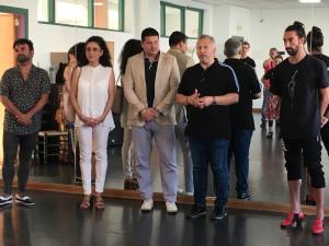 V Seminario Internacional de Flamenco 'Ciudad de Málaga', Oxigenarte