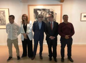 Obras de Picasso, Vilató y Xavier en el Museo del Grabado de Marbella, Oxigenarte