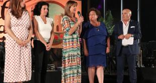 Maite Adrián ganadora del XVII Certamen Torre de Coplas