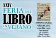 Feria Libro de Verano Estepona, Oxigenarte