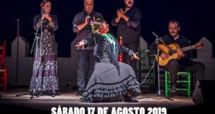 Alozaina celebra la edición número doce de la Almena Flamenca