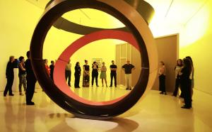 Programa exposición Bruce Nauman MPM, Oxigenarte