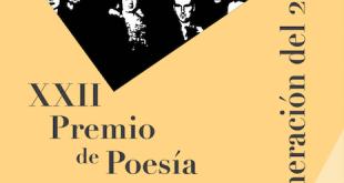 Premio Internacional de Poesía Generación del 27, Oxigenarte