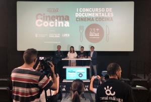 Cinema Cocina Festival Málaga, Oxigenarte