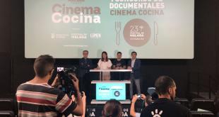 Cinema Cocina acerca la gastronomía al Festival de Málaga