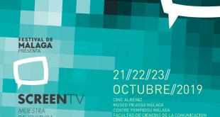 Screen TV 2019, la propuesta televisiva actual llega a Málaga