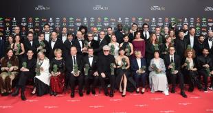 Almodóvar acapara los Goya entregados en la capital malagueña