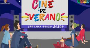 Ciclo de cine de verano en julio en cuatro ubicaciones de Cártama