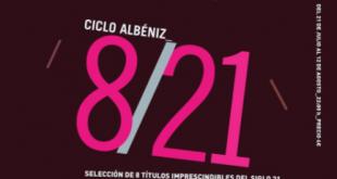 El Cine Albéniz ofrece el ciclo 8/21 con la colaboración de Avalon